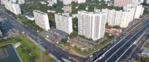 Москвичи обсуждают проект, направленный на улучшение дорожно-транспортной ситуации в районе Нагорный