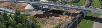 Новый путепровод будет построен в районе Силино