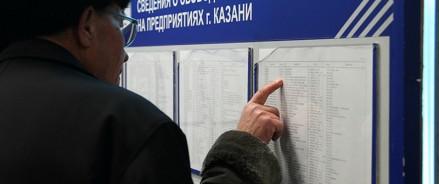 Пандемия незначительно повлияла на уровень занятости в Татарстане