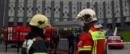 Пятеро пациентов погибли в больнице Санкт-Петербурга в результате пожара