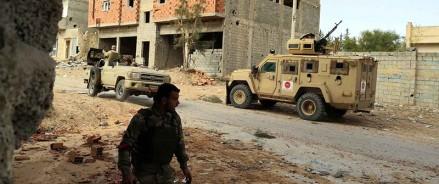 США заявляют, что Россия отправила в Ливию истребители
