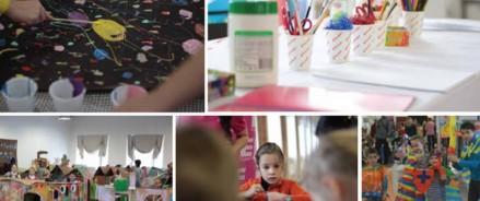 Семейный фестиваль «Краски детства 2020»
