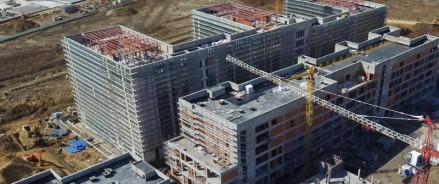 Строительство второй очереди инфекционной больницы в Казани переходит на круглосуточный режим
