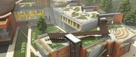 Участок под строительство спортивно-досугового центра в новой Москве будет выставлен на торги