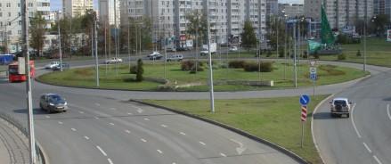 В Казани приступают к строительству дороги-дублера Горьковского шоссе