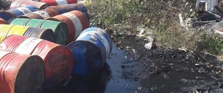 В Татарстане приступили к рекультивации 12,6 тысяч кв.м. земли,  загрязненной нефтяными отходами
