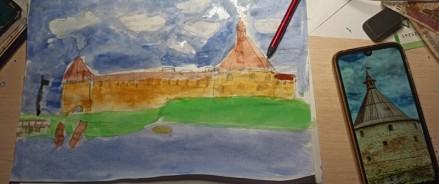 Арт-проект «Памятные места и храмы Александра Невского» переходит в онлайн-формат