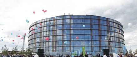Российский IT-город Иннополис отмечает свое 5-летие
