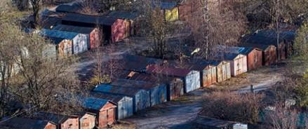 В Санкт-Петербурге во время самоизоляции вырос спрос на покупку гаражей и машиномест