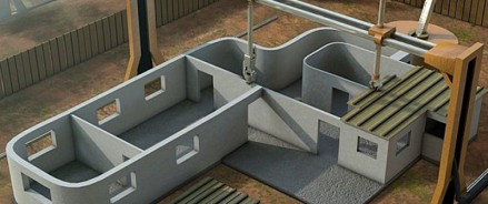 В Татарстанеразрабатывают робота, который сможет строить дома с использованием 3D-печати