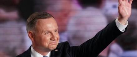 Выборы президента в Польше: во втором туре Дуда и Тшасковский