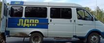 Партийную ГАЗель ЛДПР обстреляли неизвестные в Северном районе