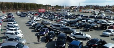 Авито Авто: по итогам II квартала на вторичном авторынке Ленинградской области наблюдается снижение цен