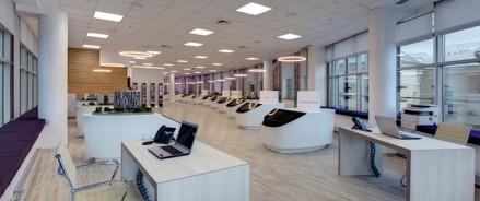 Более 1 тыс. клиентов посетили офисы заселения INGRAD с момента снятия ограничений в Московском регионе