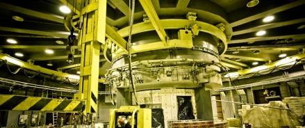 Для реактора ПИК в Гатчине разработают проект активной зоны
