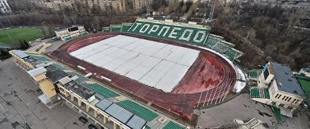 INGRAD начинает реконструкцию арены стадиона «Торпедо»