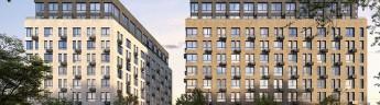 Комплекс апартаментов «Донской квартал» может стать рекордсменом по темпам строительства в Москве