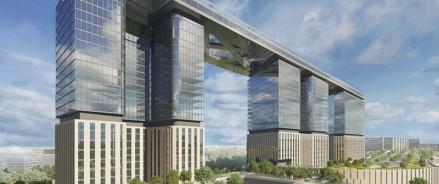 Объявлен тендер на строительство Центрального Ядра ММДЦ «Москва сити» многофункционального комплекса «Парк сити»
