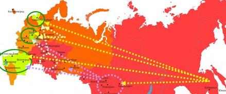 Трудовая миграция: летим на юг!