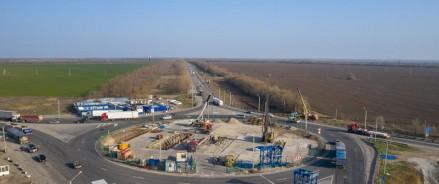 Транспортную развязку построят в Ростовской области на трассе до границы с Украиной