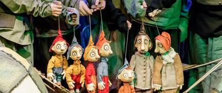 В Кургане отреставрируют театр кукол «Гулливер»