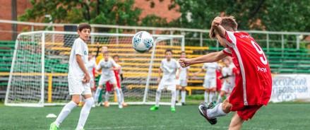 В Смоленске пройдут отборы Всероссийских соревнований по футболу «Кожаный мяч»