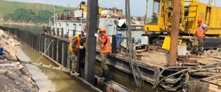 В ТатарстаненареконструкциюНижнекамской дамбыпотратят свыше 900 млн рублей