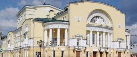 В Волковском театре в Ярославле установят зрительские кресла за 23-28 тысяч рублей