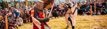 В августе в Выборге проведут фестиваль «Средневековые дни в Выборге»