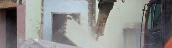 В селе Мгачи снесут заброшенный хлебокомбинат, школу и 5 многоэтажек