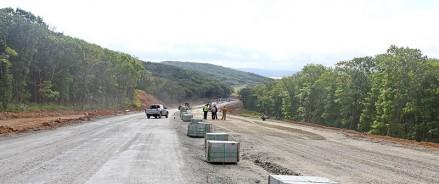 На создание дорог в туристическом кластере «Приморье» направят более 260 млн рублей