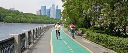 Крутите педали: как работает велоинфраструктура Москвы