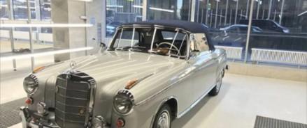 5 легендарных ретро-автомобилей в идеальном состоянии. Подборка от Авито Авто.
