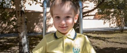 Фонд «АиФ. Доброе сердце»: маленькому петербуржцу нужна помощь!