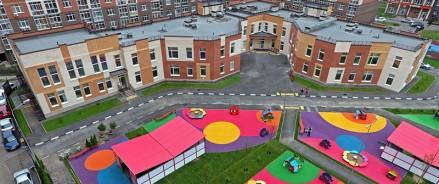 Детский сад на 350 мест появится в Новомосковском административном округе столицы
