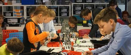 Детский технопарк появится на севере столицы