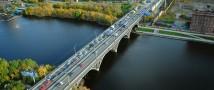 Мост через Исеть в Екатеринбурге ожидает вторая очередь реконструкции