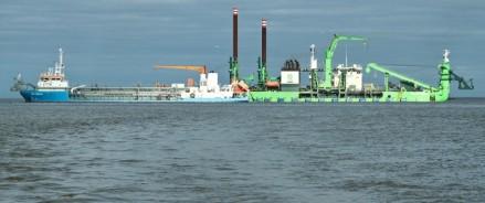 На дноуглубительные работы в порту Сабетта потратят 1,7 млрд рублей
