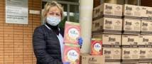 «Нестле Россия» поддержала медицинских работников в период пандемии