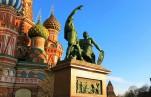 Памятник Минину и Пожарскому на Красной площади ожидает серьезная реставрация