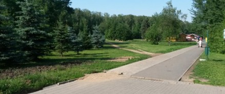 Природные территории «Тропарево» и «Теплый стан» в Москве благоустроят