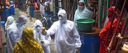 Резко возросла численность зараженных коронавирусом в Индии