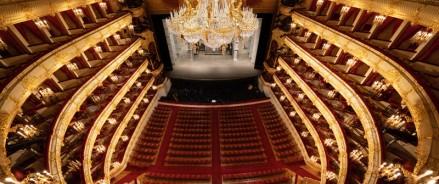 В Большом театре улучшат звукоусиление сцены за 106 млн рублей