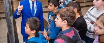 В Казани начинает свою работу Кремлевская школа юного экскурсовода