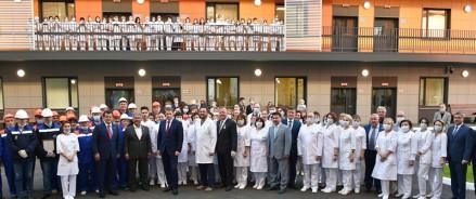 В Казани открылиновую клиническую инфекционную больницу