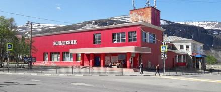 В Кировске восстановят заброшенный кинотеатр 30-х годов «Большевик»
