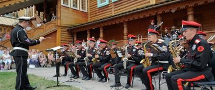 В усадьбе Коломенское в Москве 26 сентября начнется фестиваль духовой музыки
