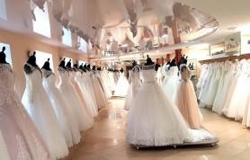 В Санкт-Петербурге ажиотажный спрос на свадебные платья