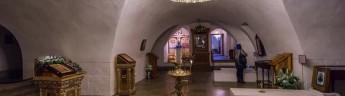 В храме-усыпальнице в «Архангельском» создадут концертный зал