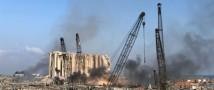 Взрыв в Бейруте: поиски выживших
